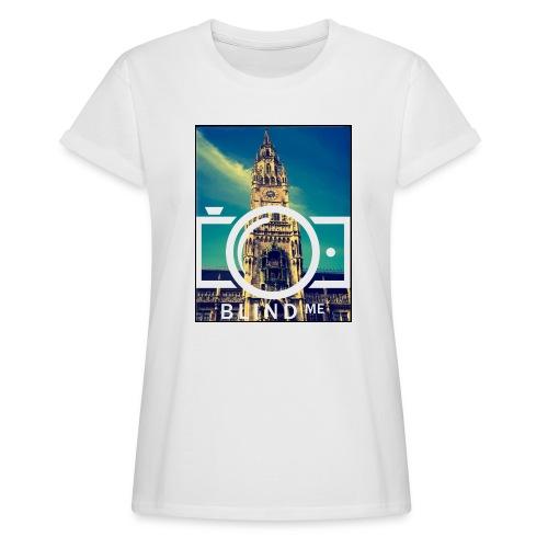 Offical BlindMe - Women's Oversize T-Shirt