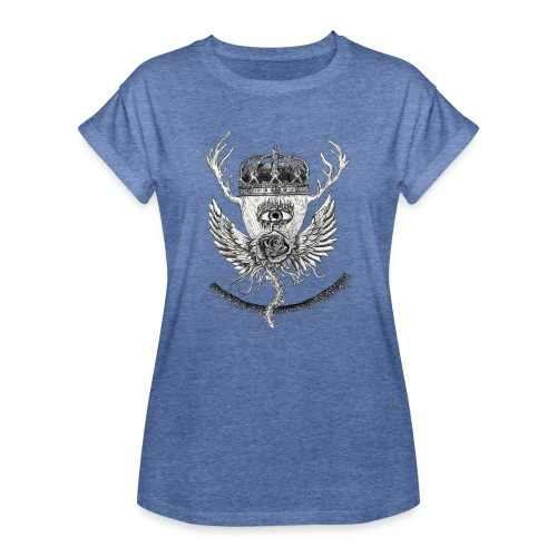 iSeeYou - Oversize-T-shirt dam