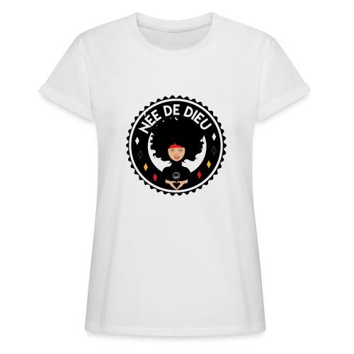 Née de Dieu - T-shirt oversize Femme