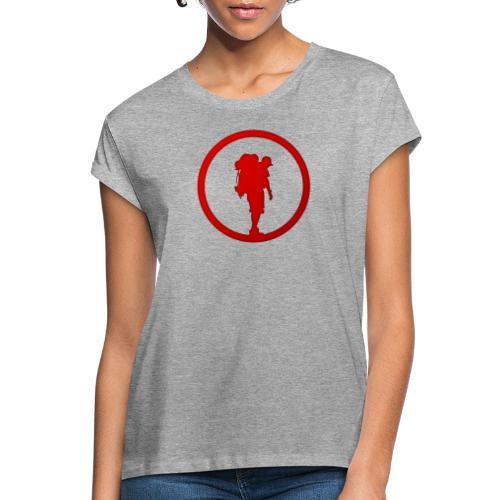 Outdoor Technica Icon - Women's Oversize T-Shirt