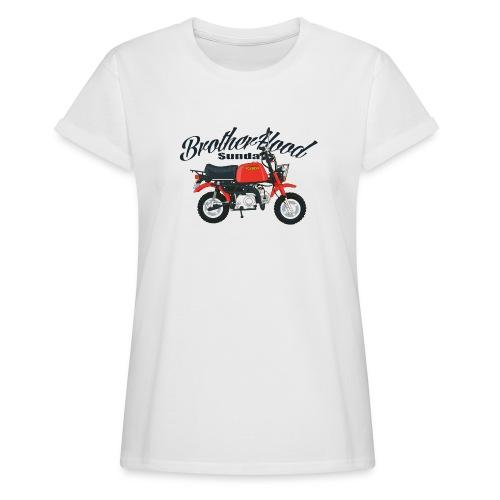 gorilla - T-shirt oversize Femme