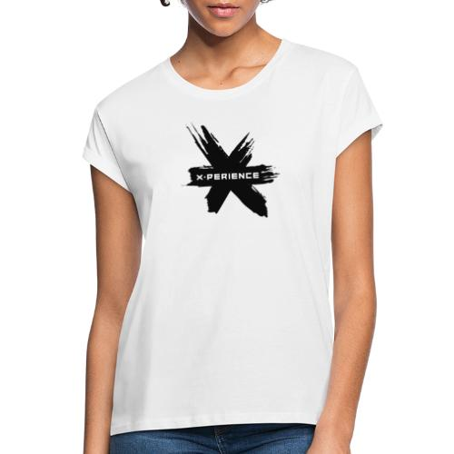x-perience - Das neue Logo - Frauen Oversize T-Shirt