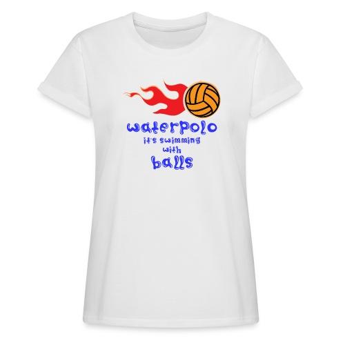 Waterpolo - Maglietta ampia da donna