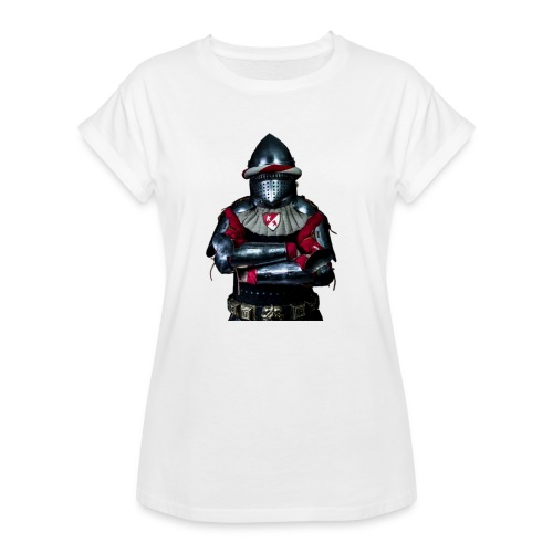 chevalier.png - T-shirt oversize Femme