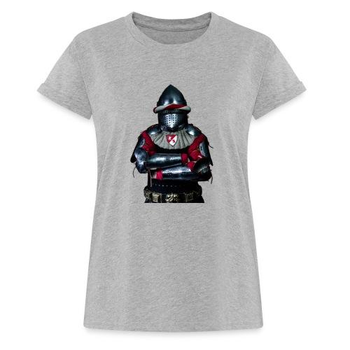 chevalier.png - T-shirt oversize Femme