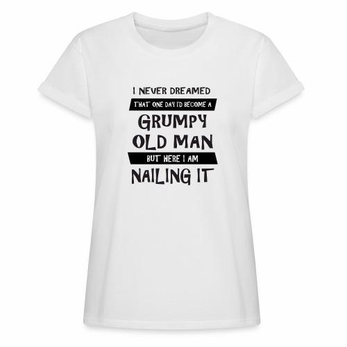 Grumpy 1 - Dame oversize T-shirt