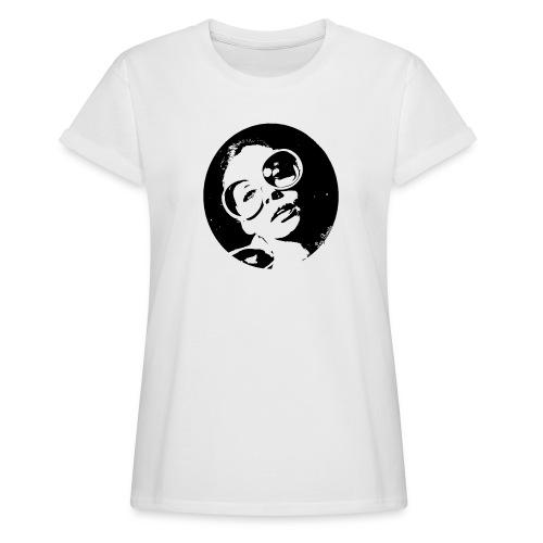 Vintage brasilian woman - T-shirt oversize Femme