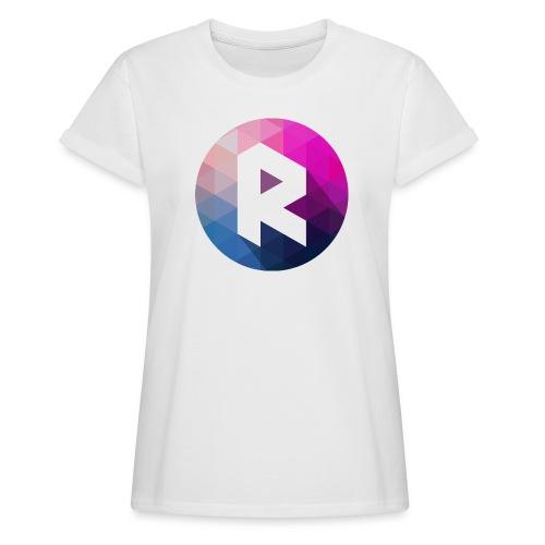 radiant logo - Women's Oversize T-Shirt