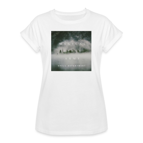 MAGICAL GYPSY ARMY SPELL - Frauen Oversize T-Shirt