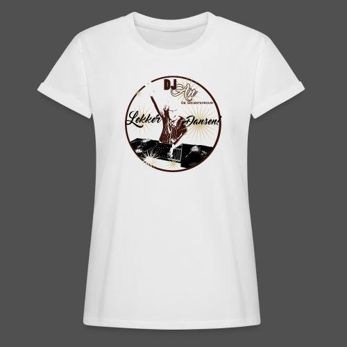 DJ An - Vrouwen oversize T-shirt
