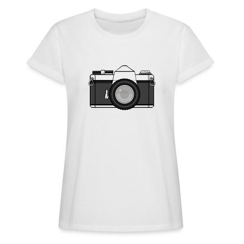 Shot Your Photo - Maglietta ampia da donna