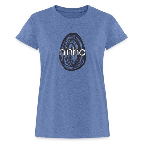 Ninho Child Draft - Maglietta ampia da donna