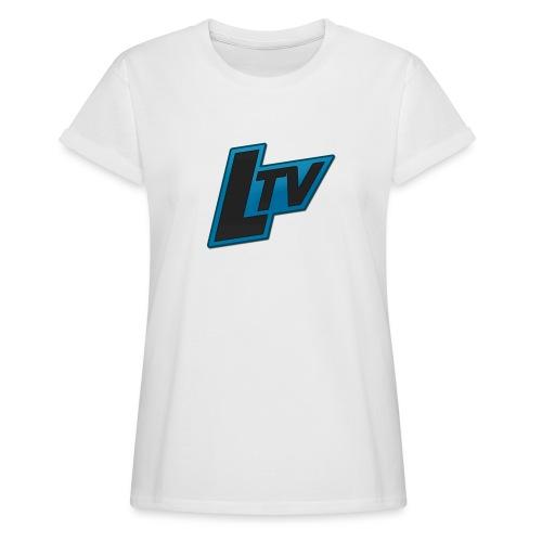 Lundorff_tv - Dame oversize T-shirt
