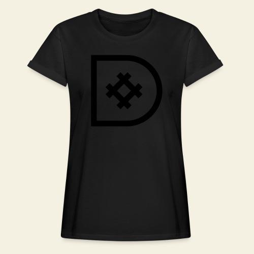 Icona de #ildazioètratto - Maglietta ampia da donna