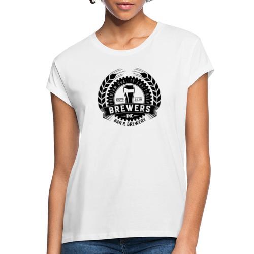 Logo - Dame oversize T-shirt