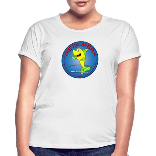 metamera_fish - Oversize-T-shirt dam