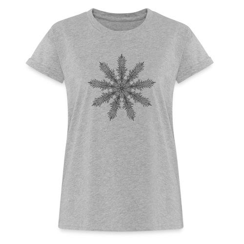 Magic Star Tribal #4 - Women's Oversize T-Shirt
