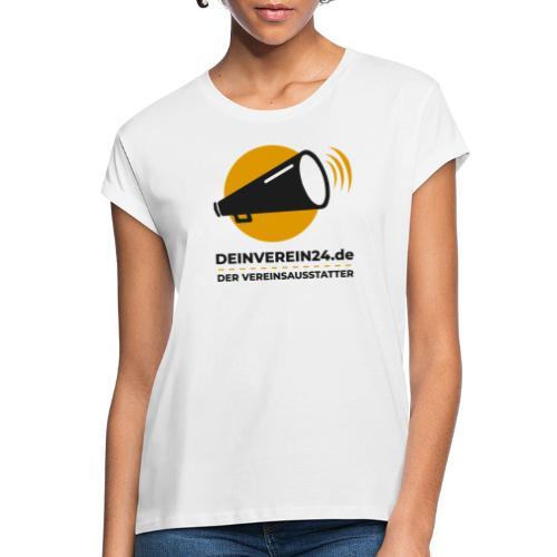 deinverein24 - Frauen Oversize T-Shirt