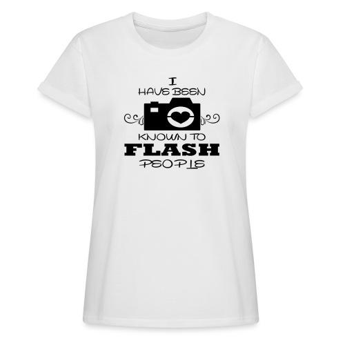 Photographer - Women's Oversize T-Shirt