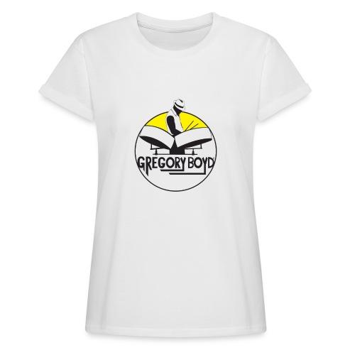 INTRODUKTION ELEKTRO STEELPANIST GREGORY BOYD - Dame oversize T-shirt