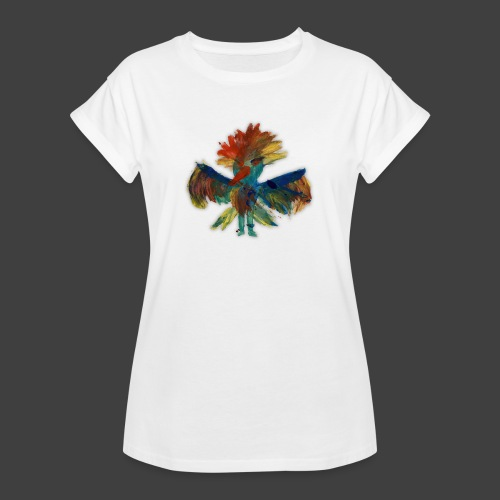 Mayas bird - Women's Oversize T-Shirt