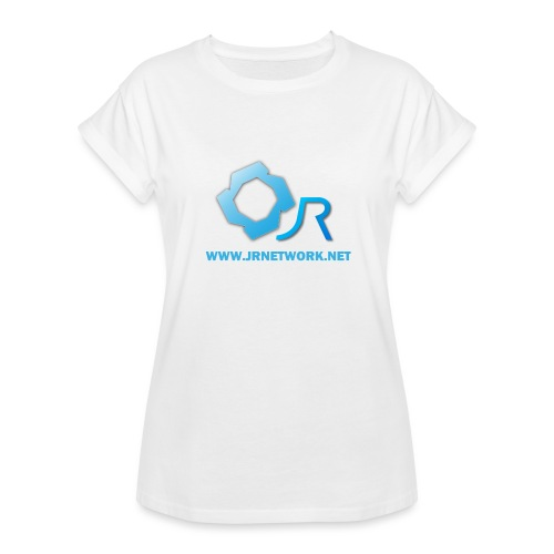 Official Logo - Women's Oversize T-Shirt