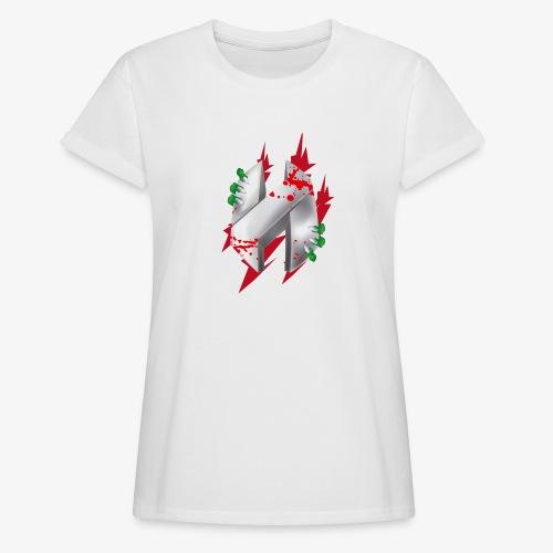 3 - Women's Oversize T-Shirt