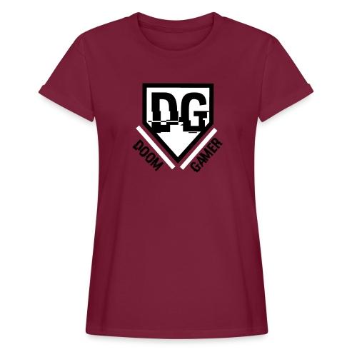 Doomgamer apple 6 / 6s plus hoesje - Vrouwen oversize T-shirt