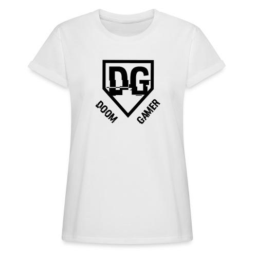 Doomgamer trui v2.0 - Vrouwen oversize T-shirt