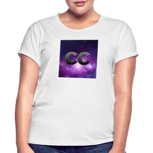 Merchendising CreeperCur - Maglietta ampia da donna