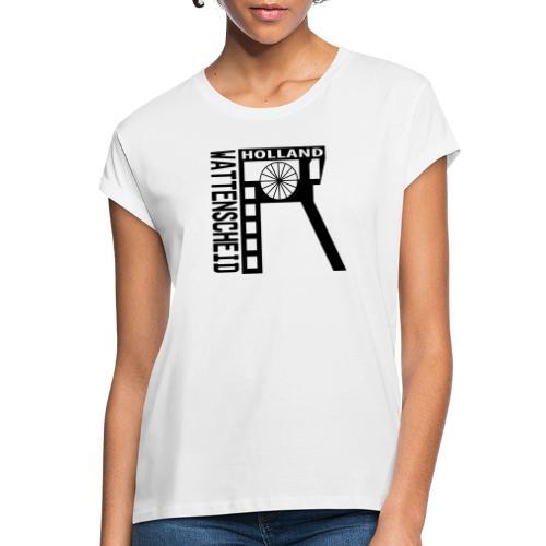 Zeche Holland (Wattenscheid) - Frauen Oversize T-Shirt