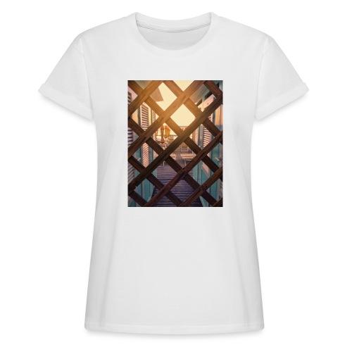 Beach - Women's Oversize T-Shirt