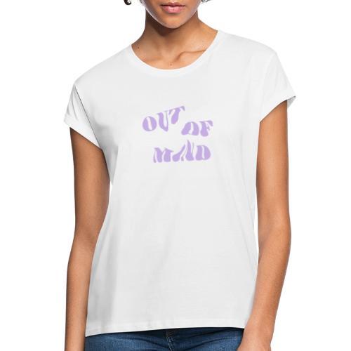 OUT OF MIND - Camiseta holgada de mujer