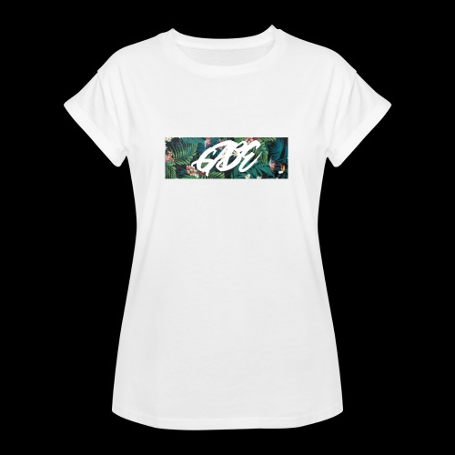 GABE FLOW - Frauen Oversize T-Shirt