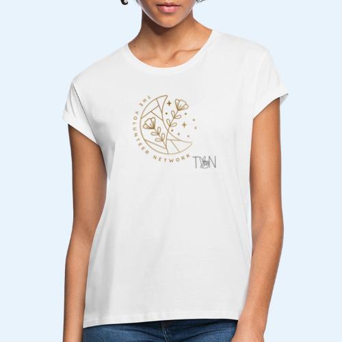 MOONSHINE BLACK - Women's Oversize T-Shirt