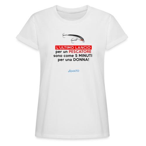 L'ultimo lancio - Maglietta ampia da donna