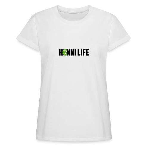 H€NNI LIFE - T-shirt oversize Femme