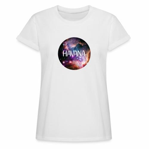 HavanaKosmos - Frauen Oversize T-Shirt