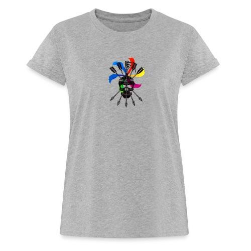 Blaky corporation - Camiseta holgada de mujer