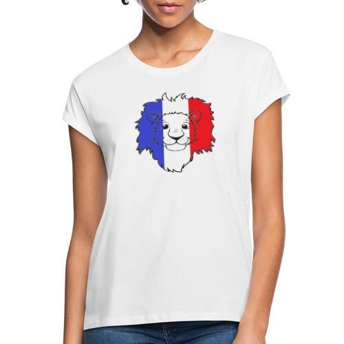Lion France - T-shirt oversize Femme