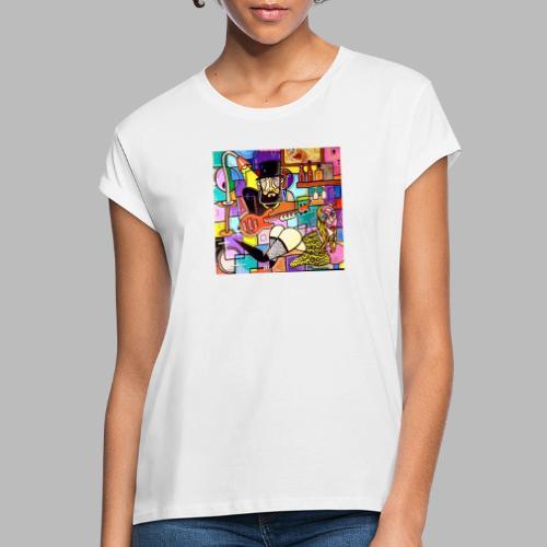 Vunky Vresh Vantastic - Vrouwen oversize T-shirt