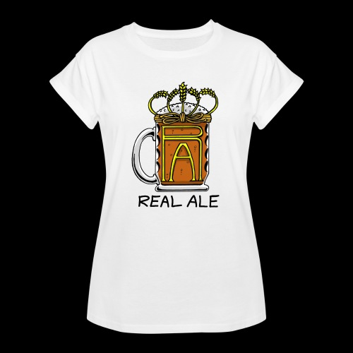 Real Ale - Women's Oversize T-Shirt