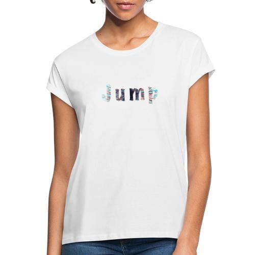 Jump - Women's Oversize T-Shirt