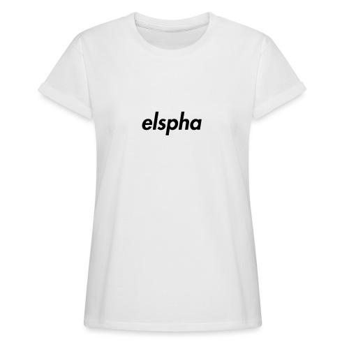 elspha - Women's Oversize T-Shirt