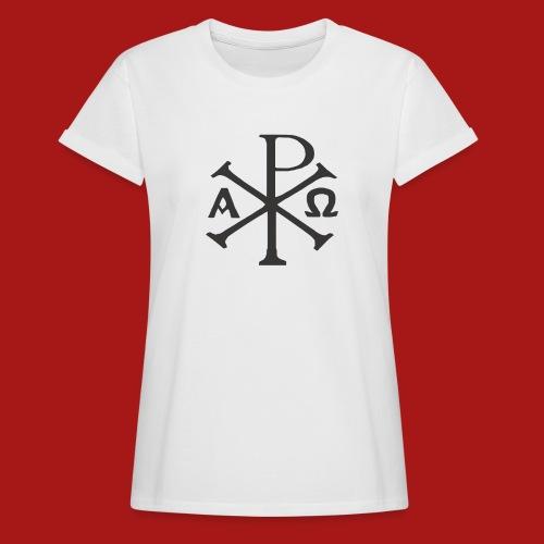 Kompasset-AP - Dame oversize T-shirt