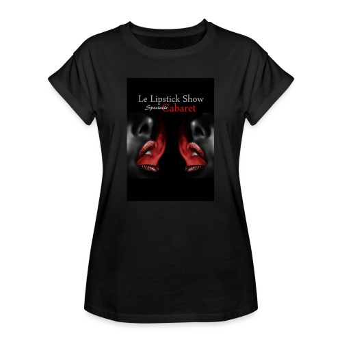 visuel boutique - T-shirt oversize Femme