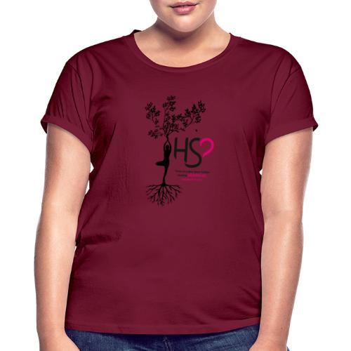 Arbre de vie - T-shirt oversize Femme