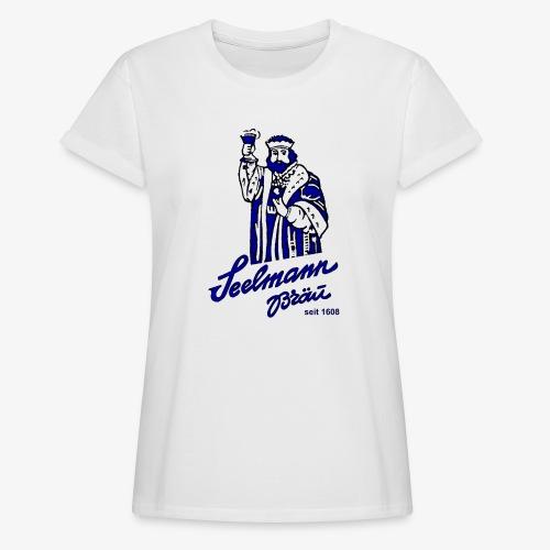 krugNovA2 gif - Frauen Oversize T-Shirt