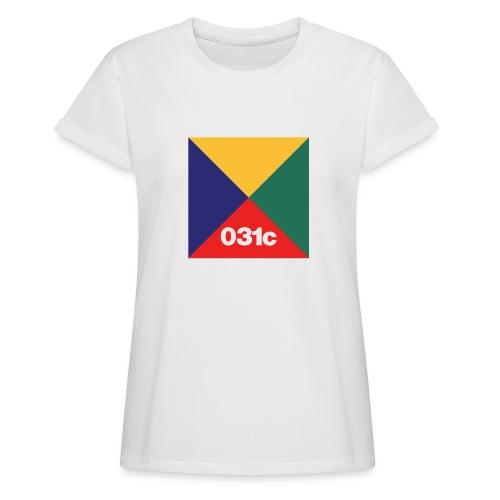 multicolor - T-shirt oversize Femme