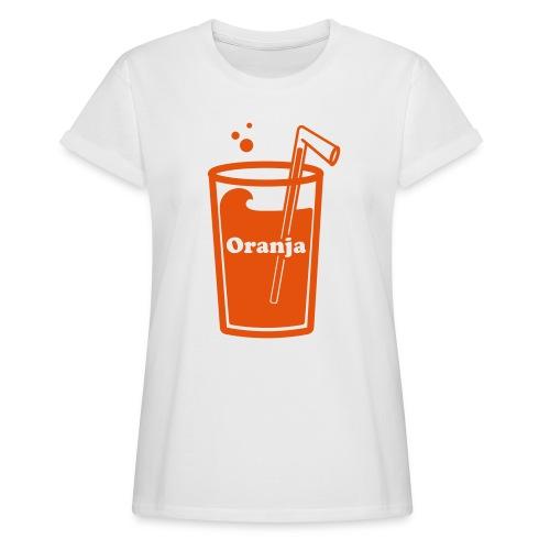 Oranja - Vrouwen oversize T-shirt